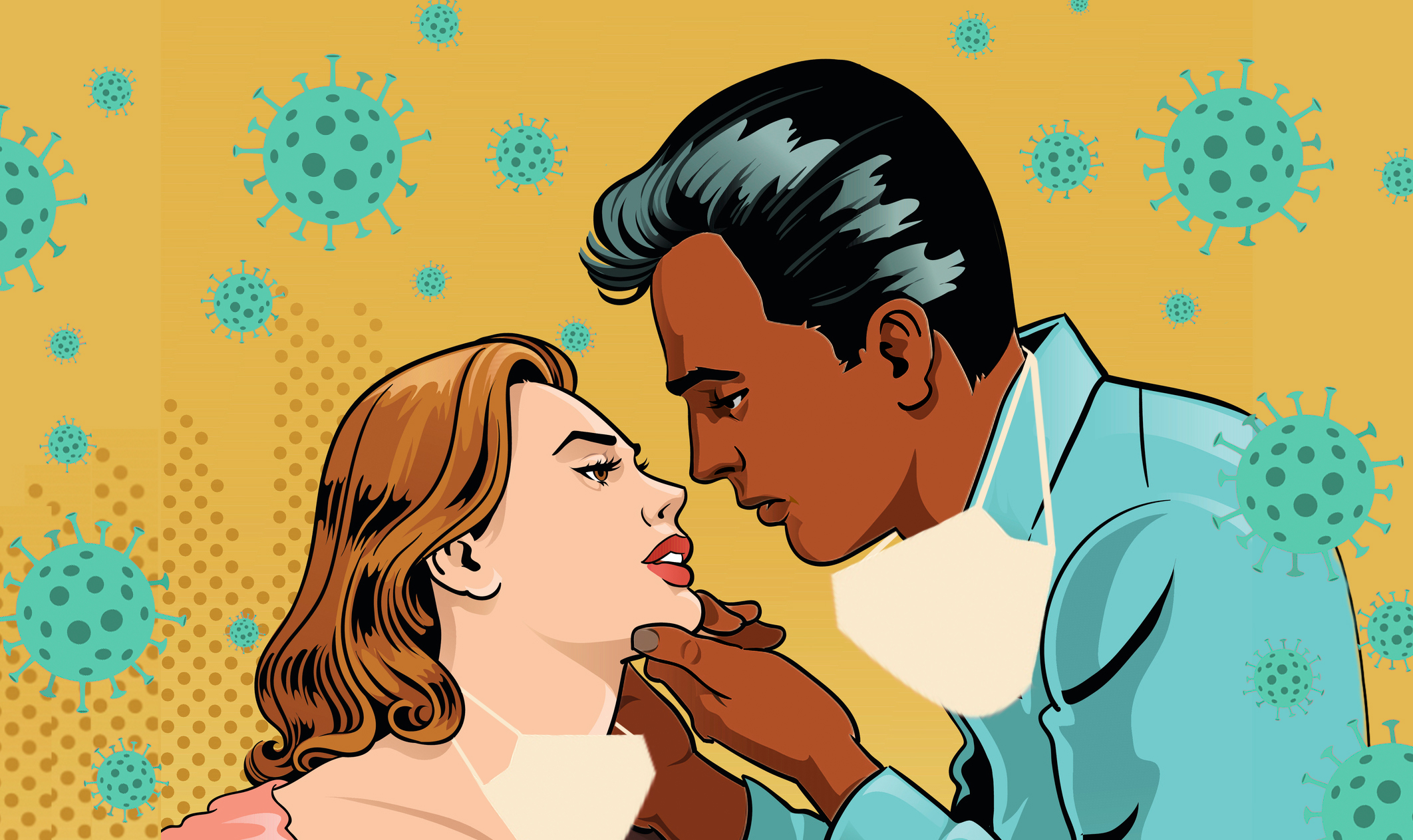 Dating and the coronavirus: How the epidemic is making the Tinder era even more complicated - The Washington Post