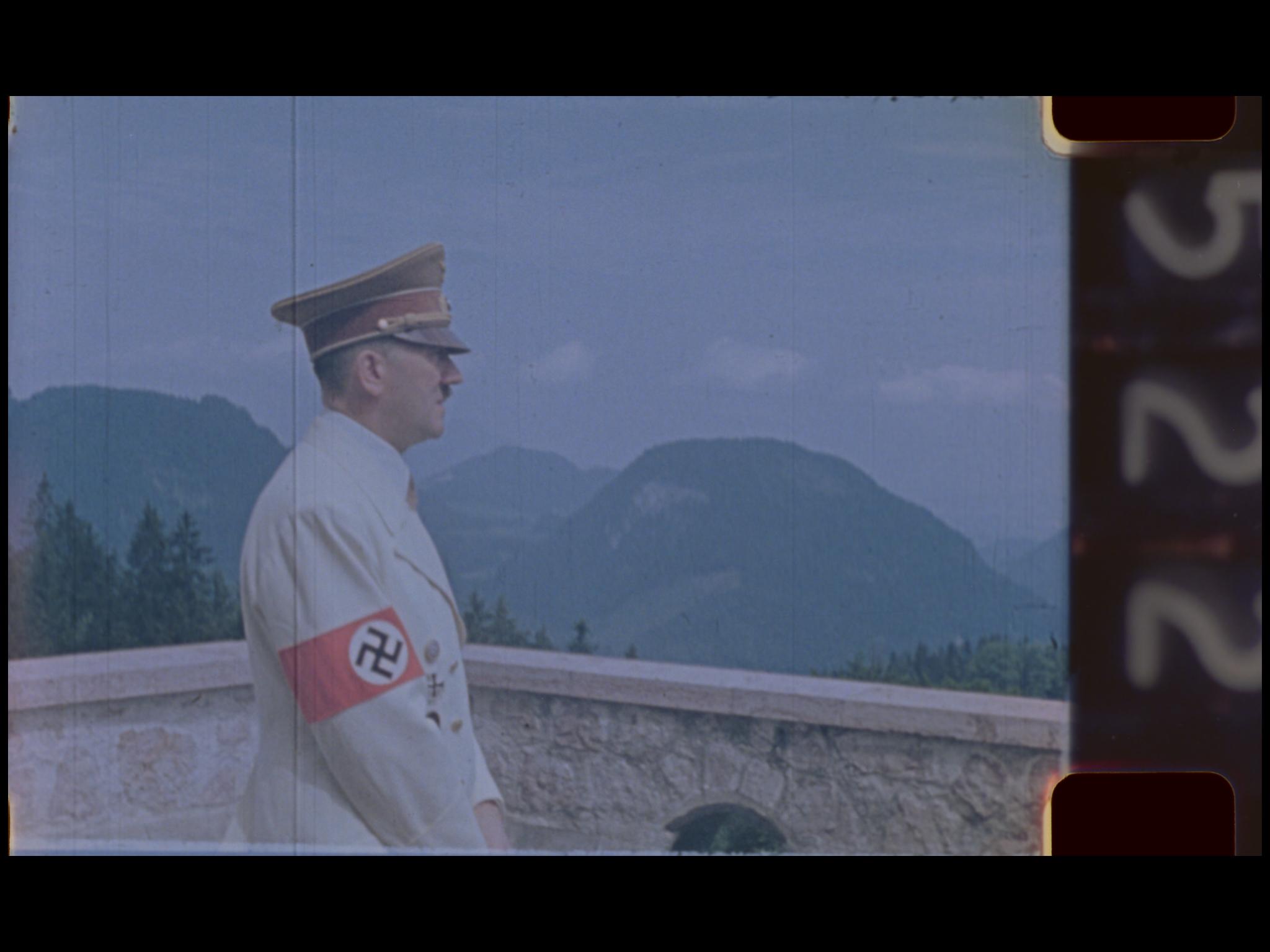 Hitler home movies made by Eva Braun digitized by National