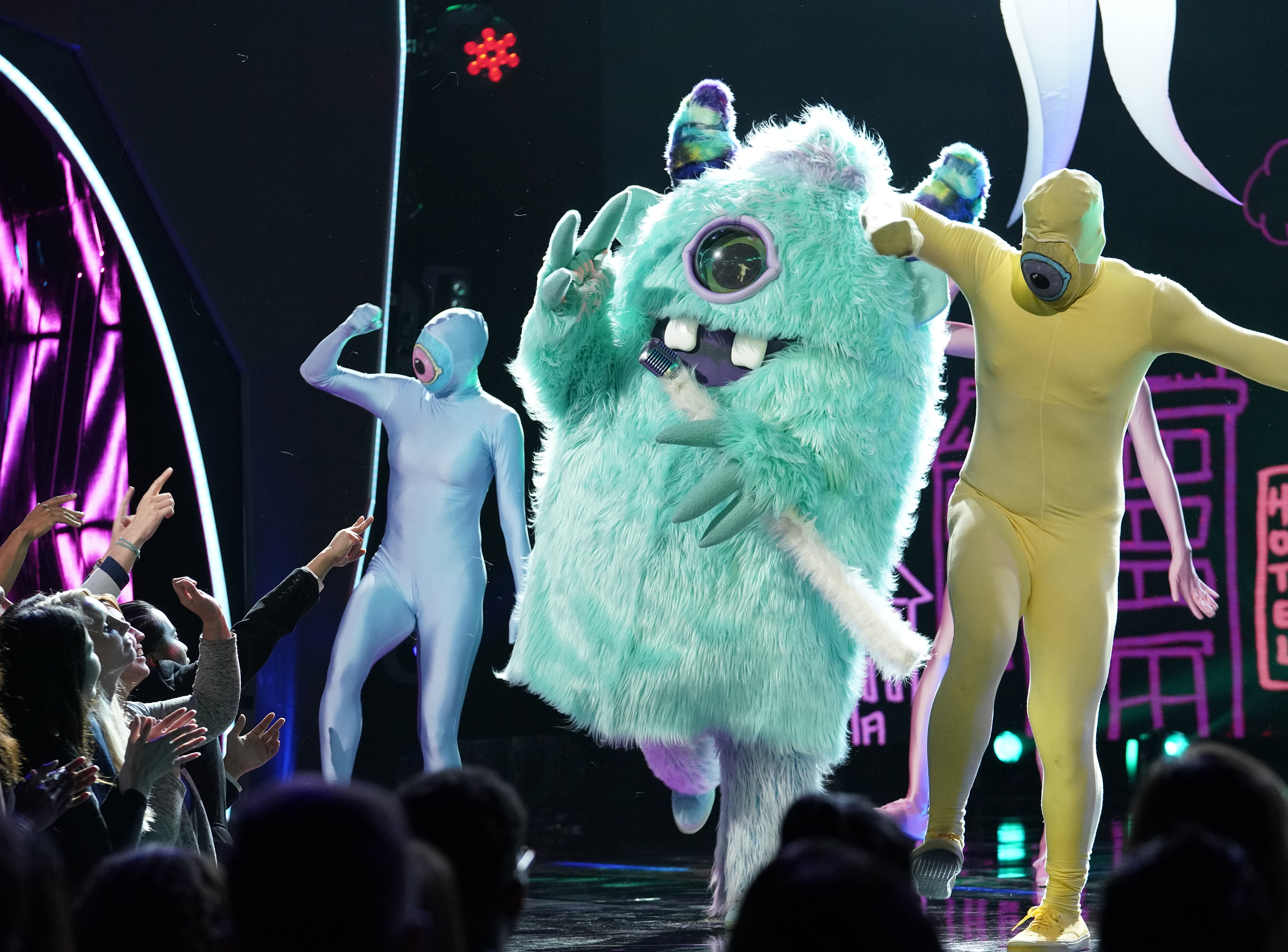 The Masked Singer': Tori Spelling is the Unicorn  Who are