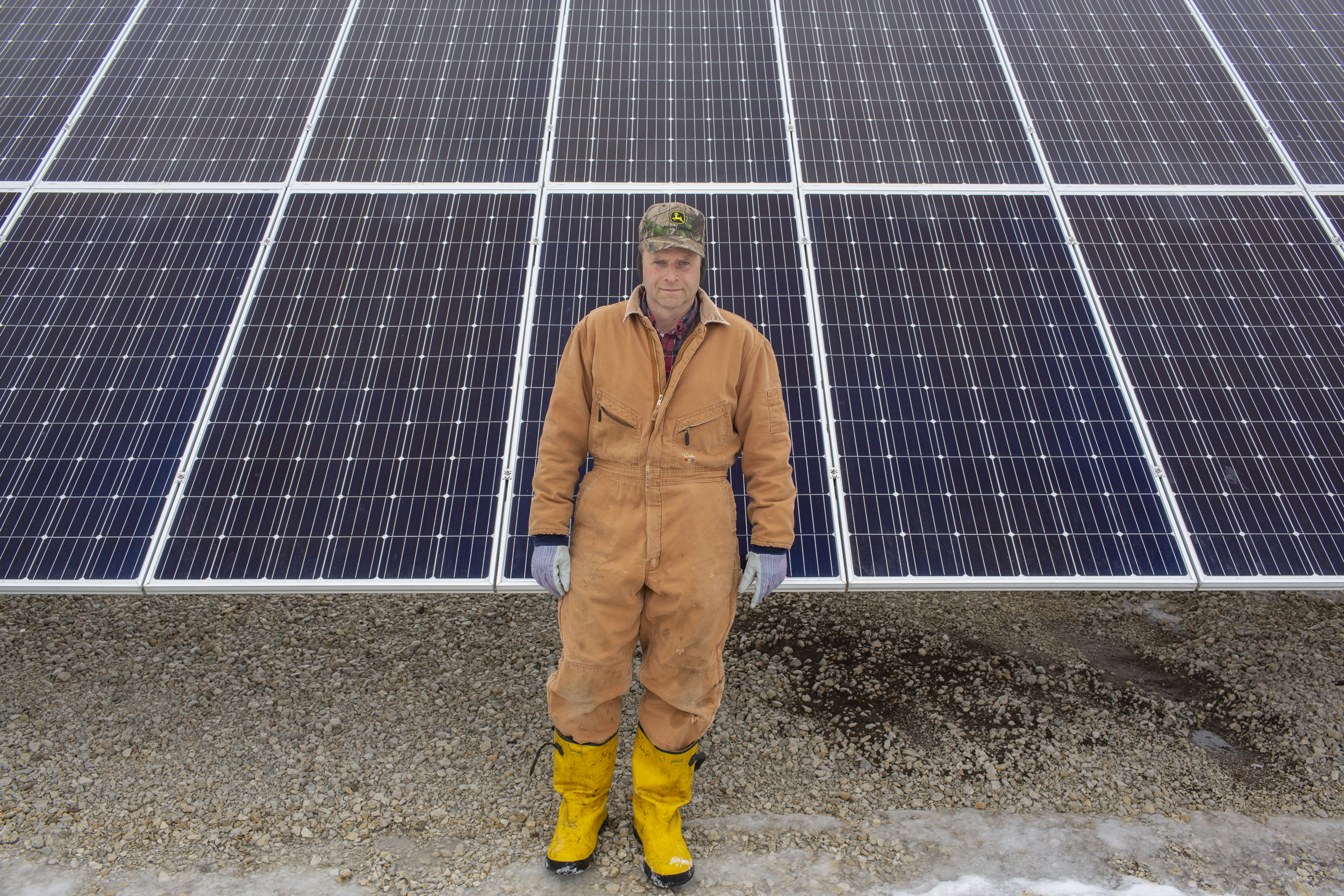 The next money crop for farmers: Solar panels - The