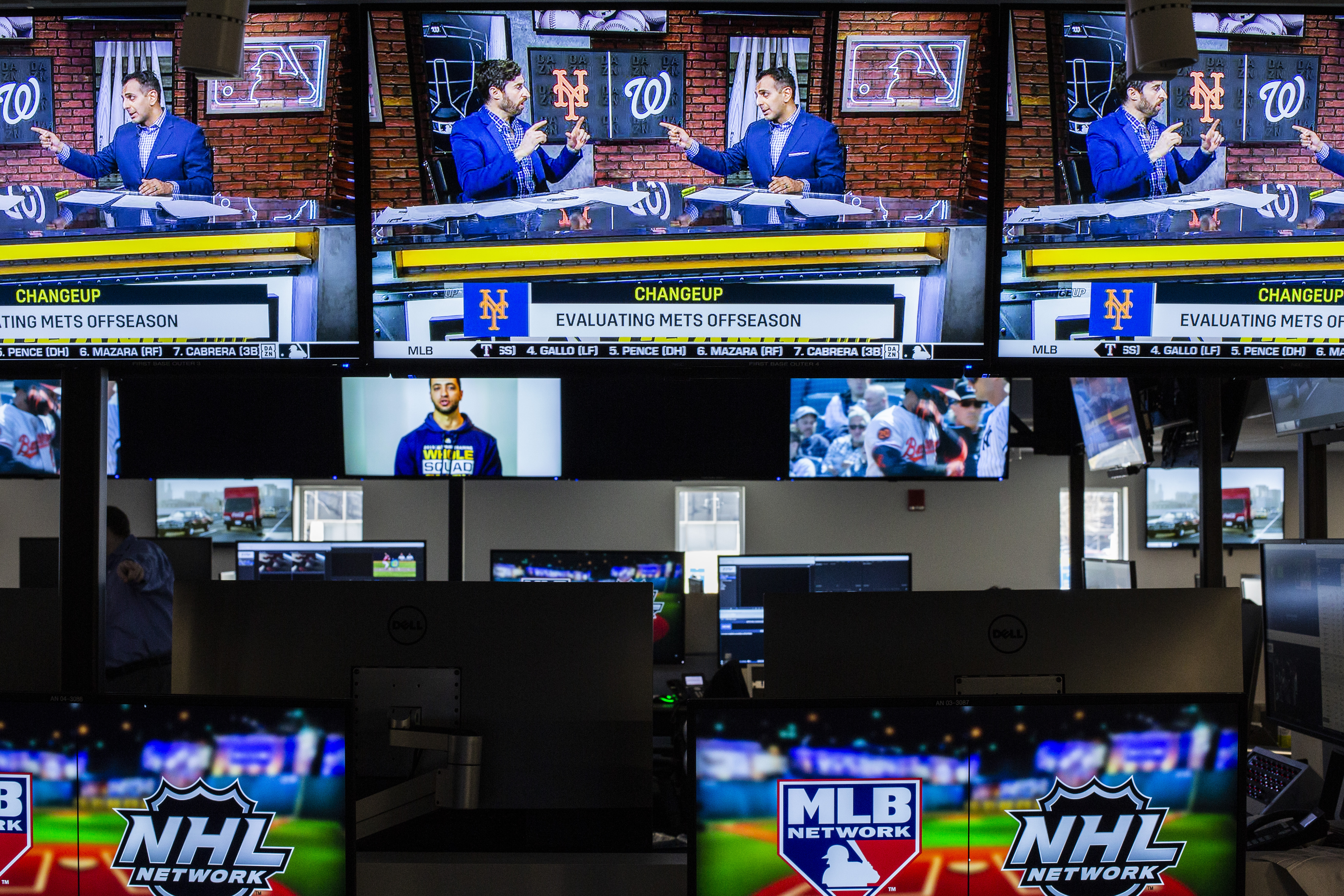 DAZN's baseball show is RedZone for MLB, and a test for the