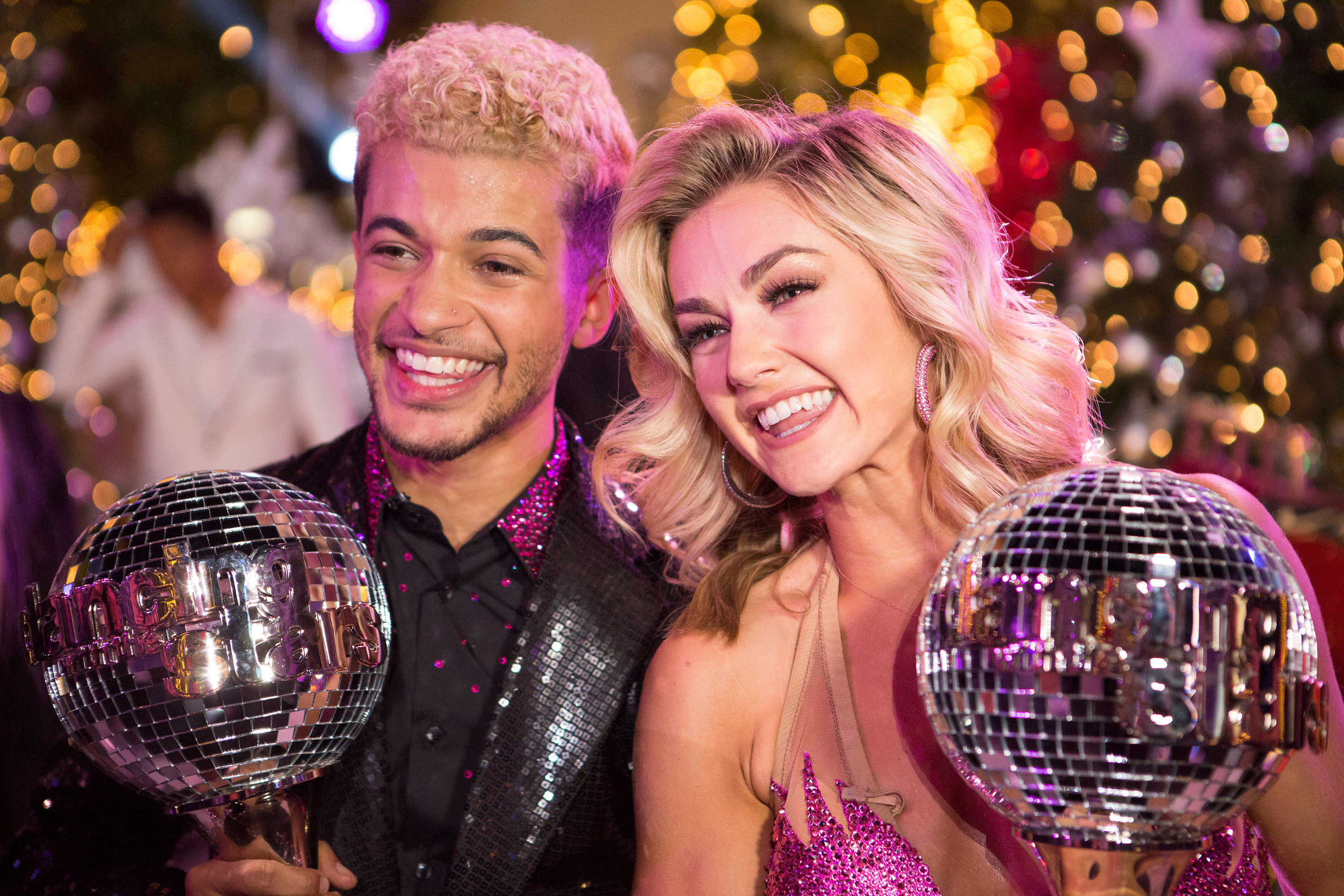 dancing with the stars finale jordan fisher obviously wins the
