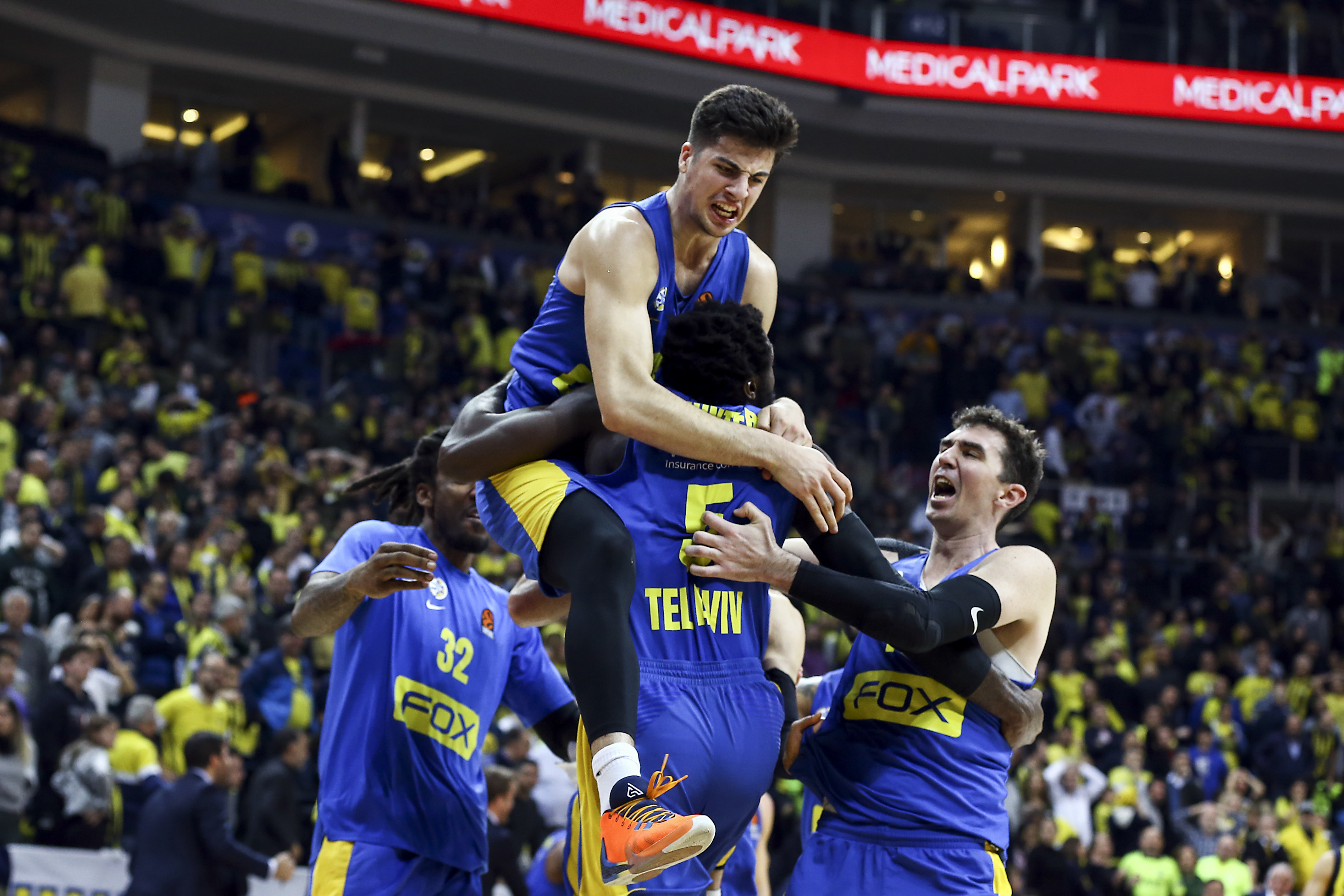 Israeli Basketball Star Deni Avdija Ready For Wizards And Nba The Washington Post