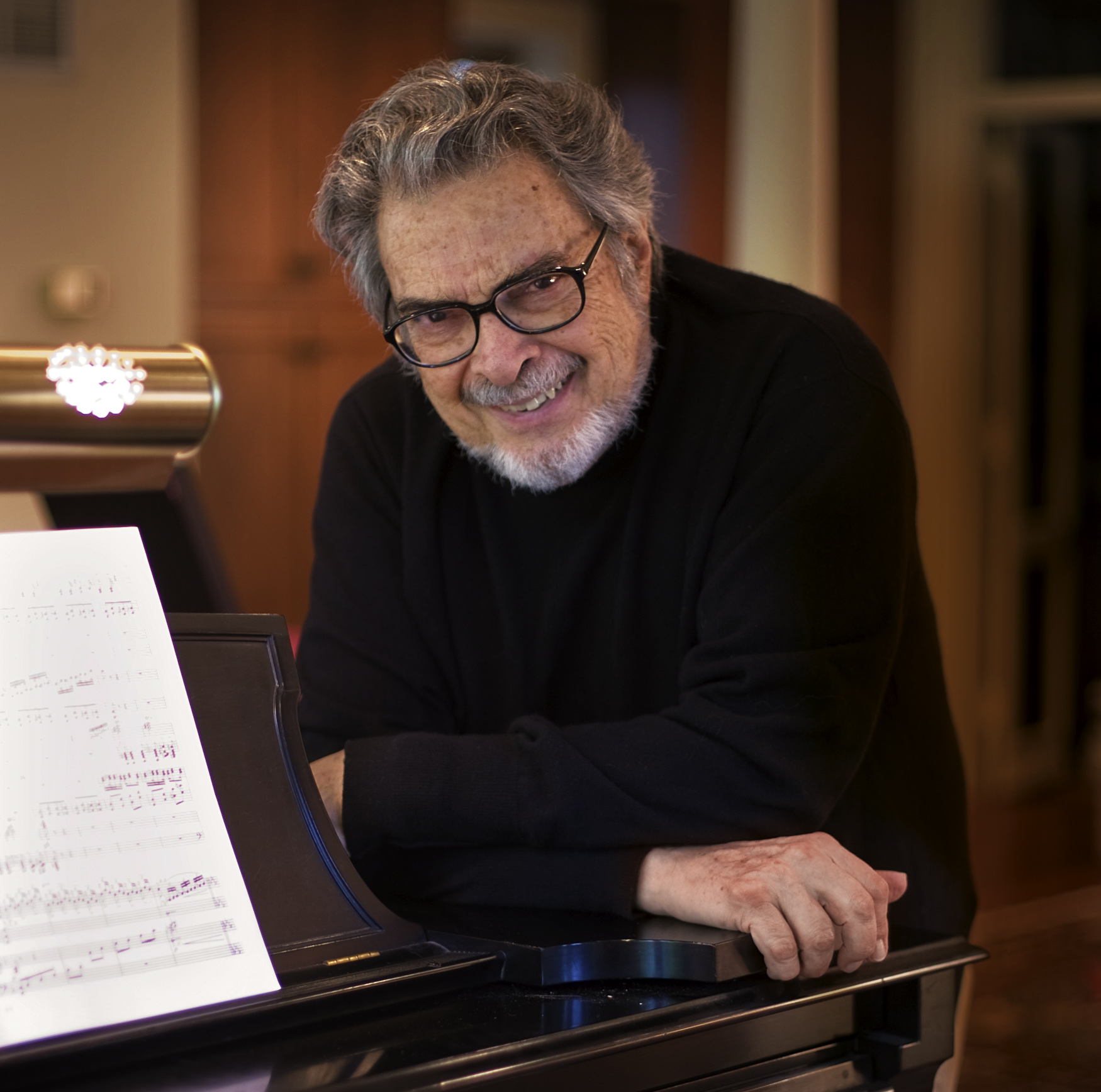 Pianist Leon Fleisher marks 90th birthday with a buoyant spirit