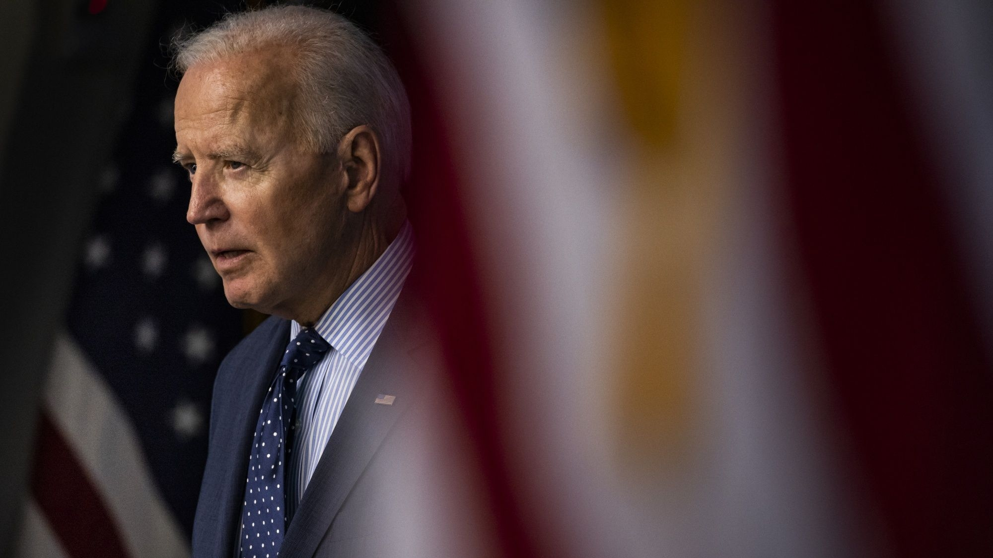 Joe Biden's credibility has been shredded in Afghanistan